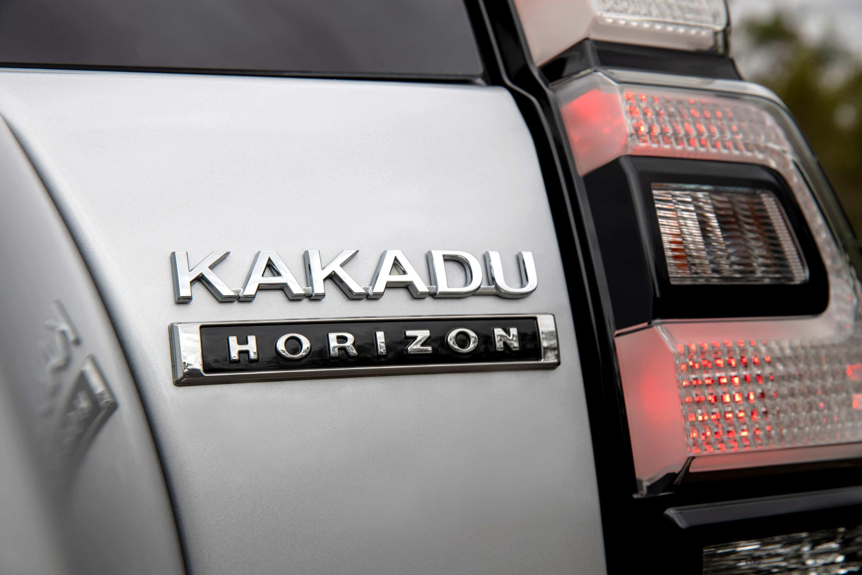 Toyota Prado Kakadu Horizon 2 exterior