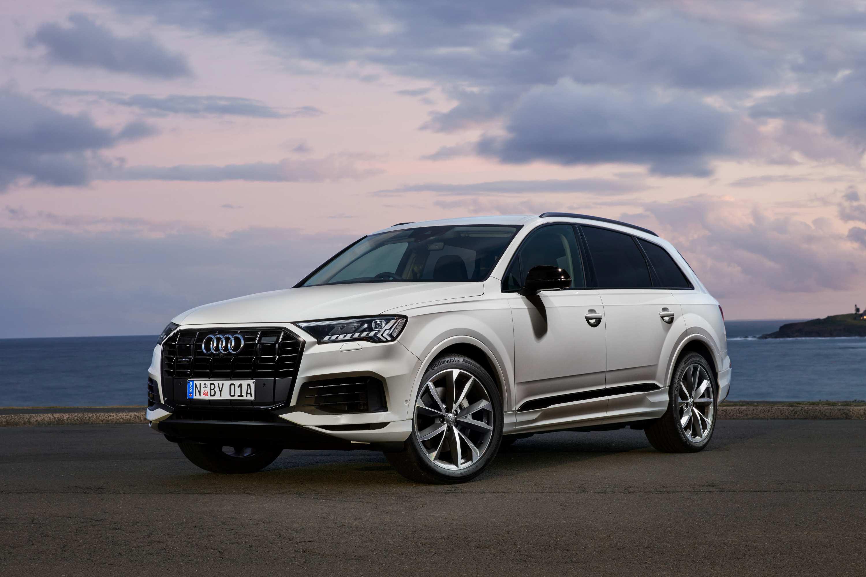 New Audi Q7 TDI quattro.
