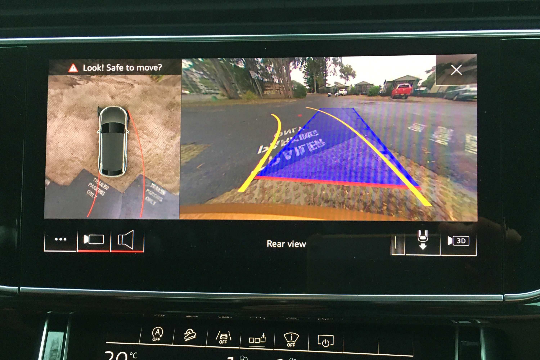 2020 Audi Q8 S Line 15 safety