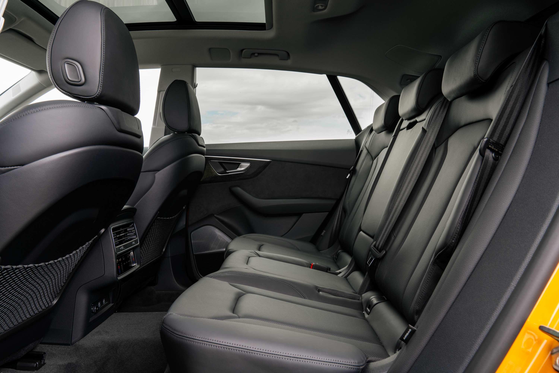 2019 Audi Q8.
