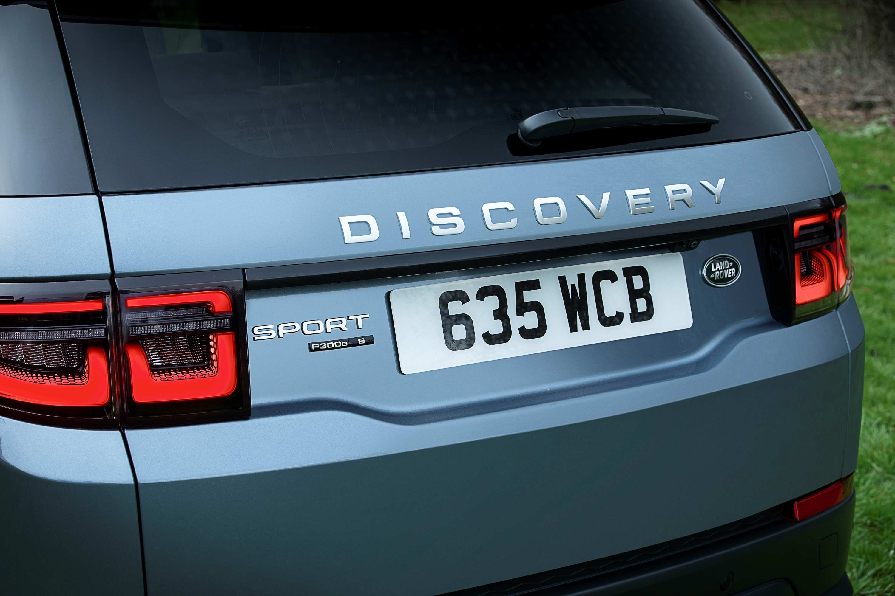 Land Rover Discovery Sport 5 rear