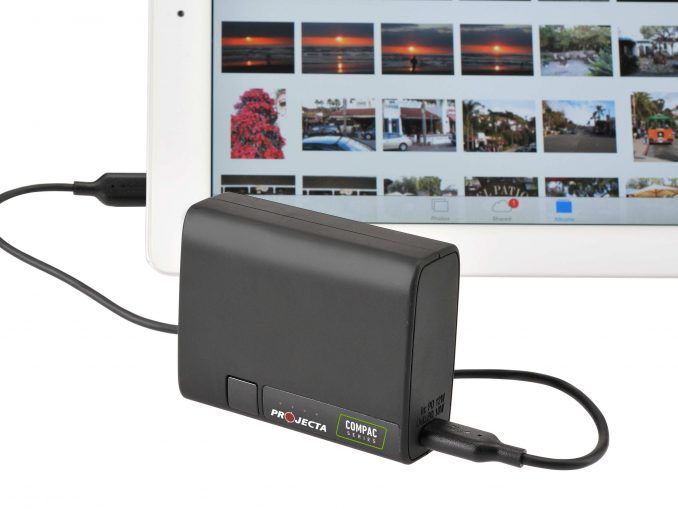 The new COMPAC Series of fast chargers is designed to provide efficient, reliable and convenient power supply for a variety of equipment such as smart phones, drones, laptops and GoPros.