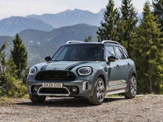 2020 MINI Countryman exterior 1