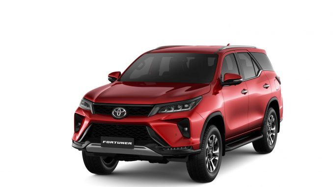 2020 Toyota Fortuner upgrade 1
