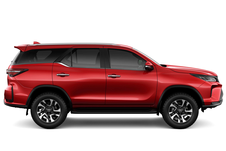 2020 Toyota Fortuner upgrade 1