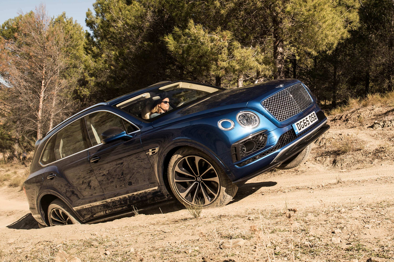 Bentley Bentayga 2000 sales