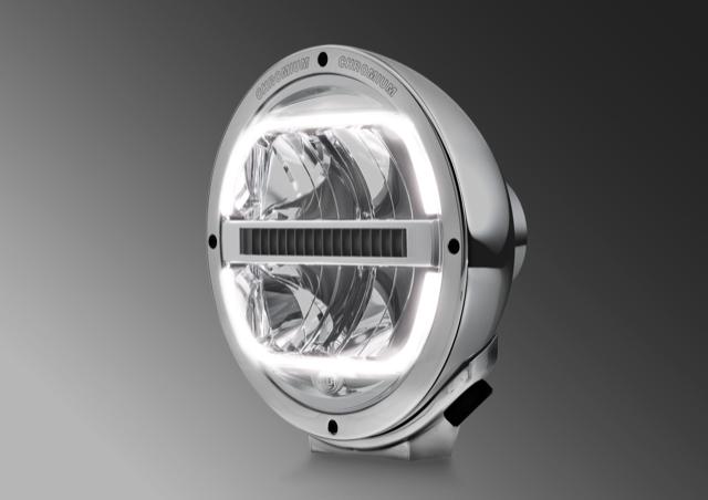 HELLA Luminator 3.0 LED 1F8 016 560-021 Chrome, Wide Beam.