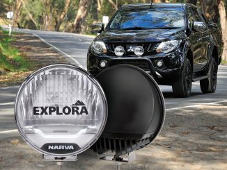 A pair of Explora 175's put out 3,800 lumens of 5000k light, for 1 lux at 535 metres.