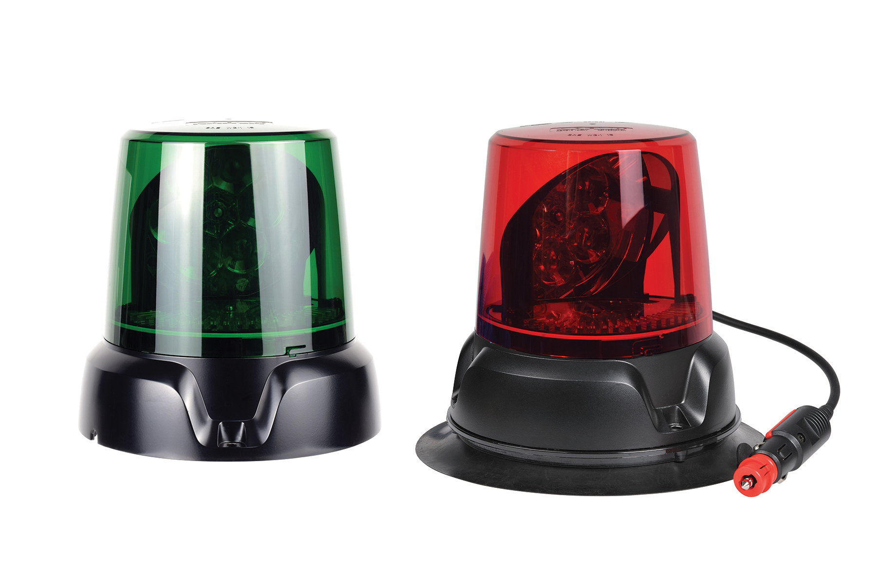 The new lens colour choices include red, blue and green to go with the existing amber variants, while a new branch guard provides additional protection particularly in demanding forestry and emergency service applications, where vehicles may travel off-road and come into contact with low hanging branches.