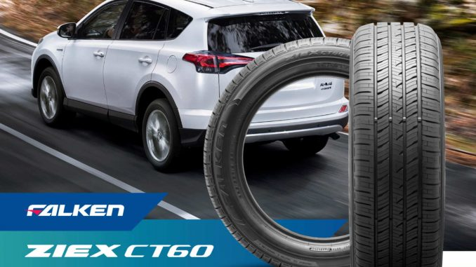 The Ziex CT60 is specifically designed for the SUV and CUV vehicle segments. Designing a tyre for SUVs posed different engineering requirements compared to developing tyres for passenger car or 4WD vehicles.