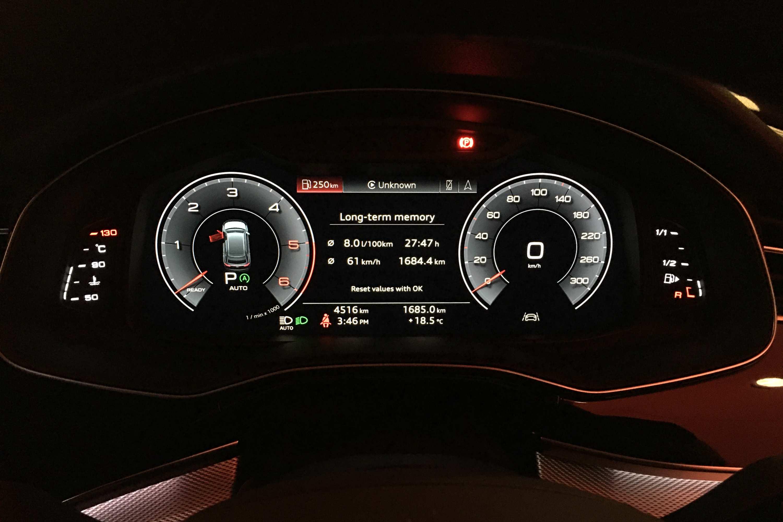 Audi Q8 50 TDI S-LINE QUATTRO economy
