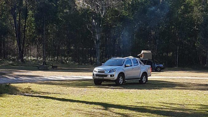 Bulcamatta Falls Camp Grounds
