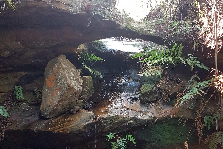 Bulcamatta Falls Grotto 2