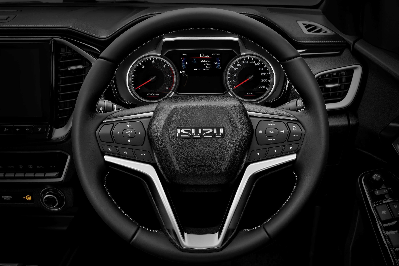 Isuzu D-MAX 21MY X-TERRAIN Steering Wheel