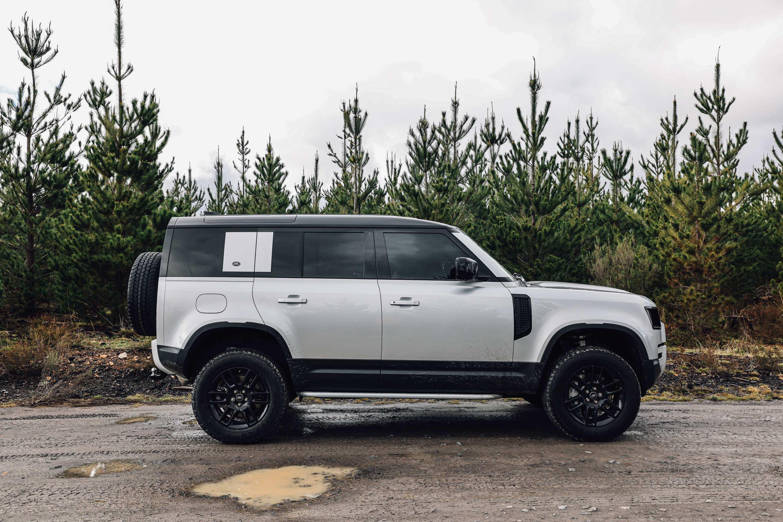 Land Rover Defender profile