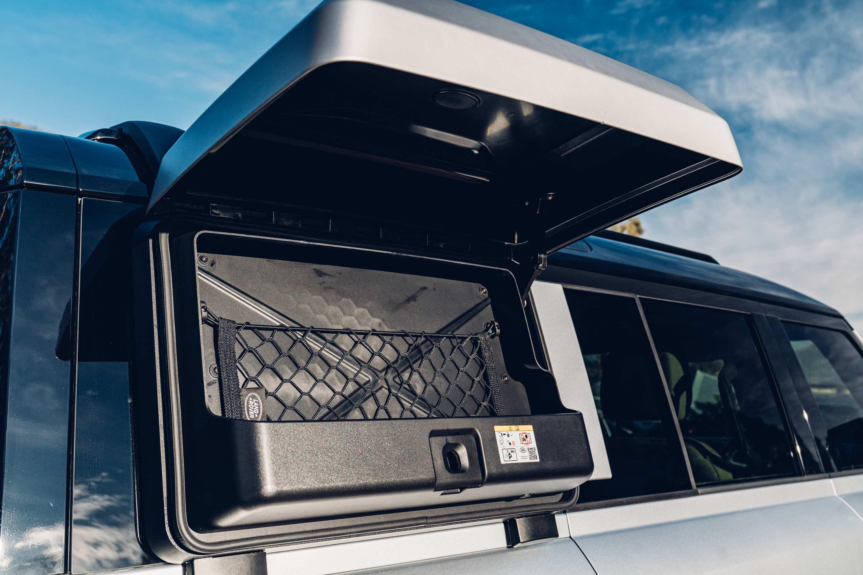 Land Rover Defender wet pack