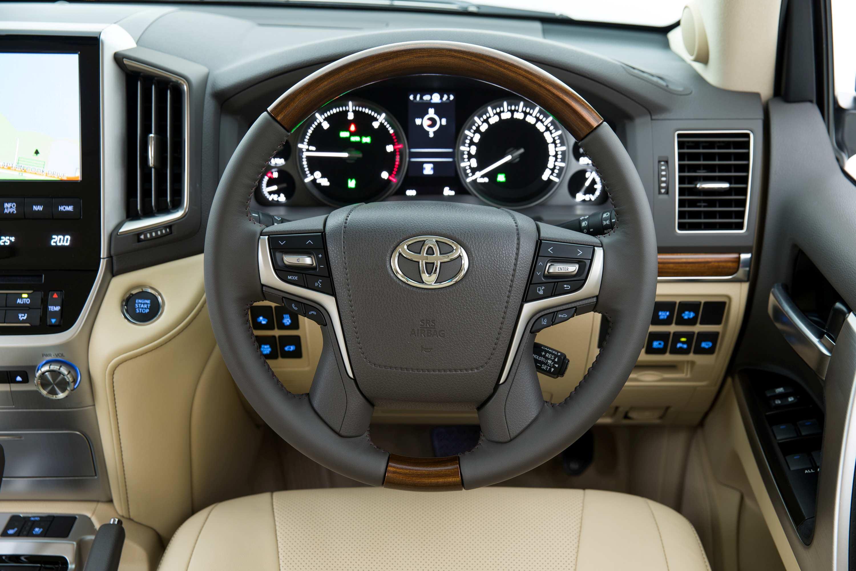 2015 Toyota LandCruiser 200 Series Sahara