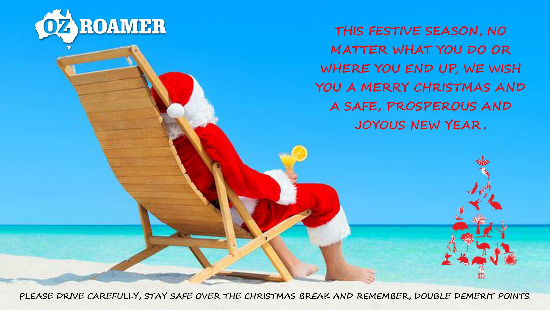 2020 OzRoamer CHRISTMAS CARD