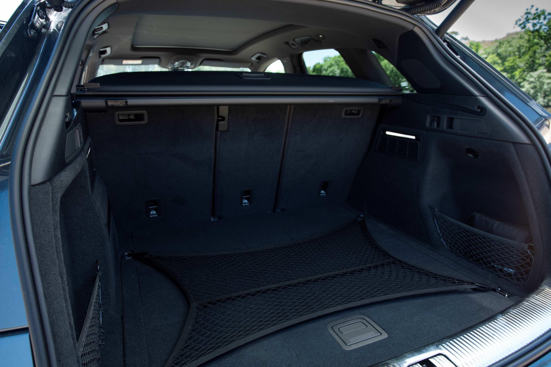 Audi SQ5 TDI BOOT