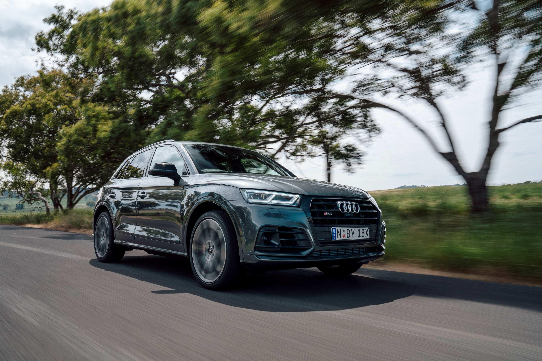Audi SQ5 TDI 2020 driving 2