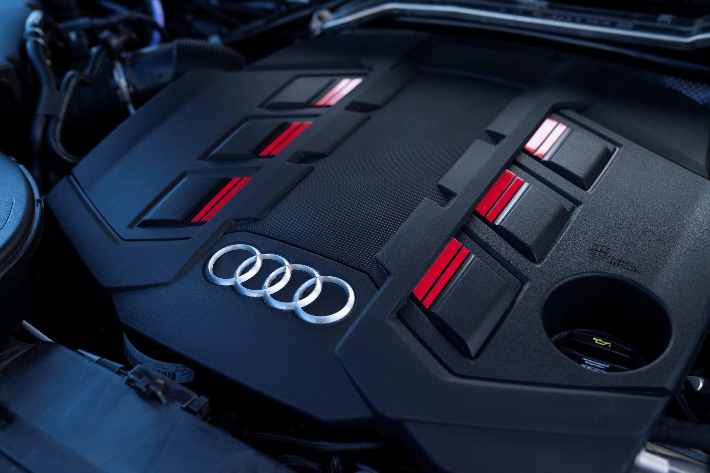 Audi SQ5 TDI engine