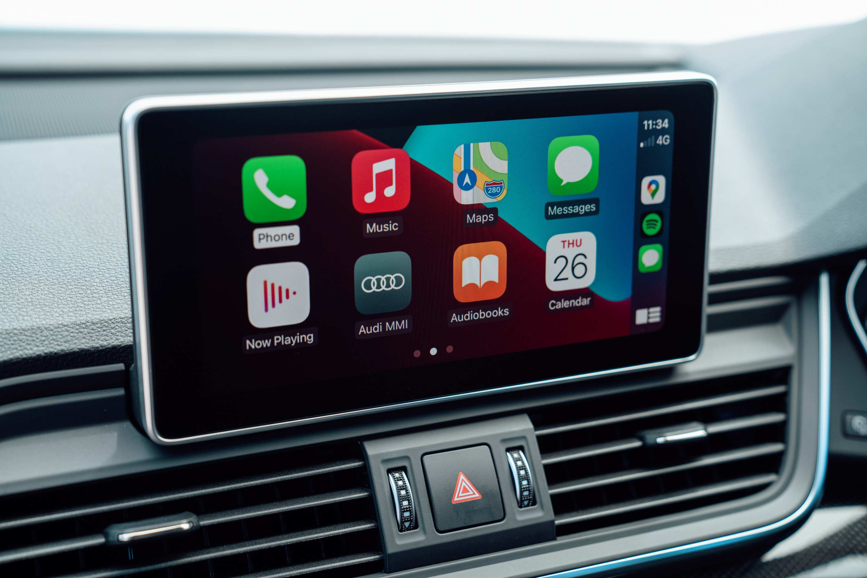 Audi SQ5 TDI features