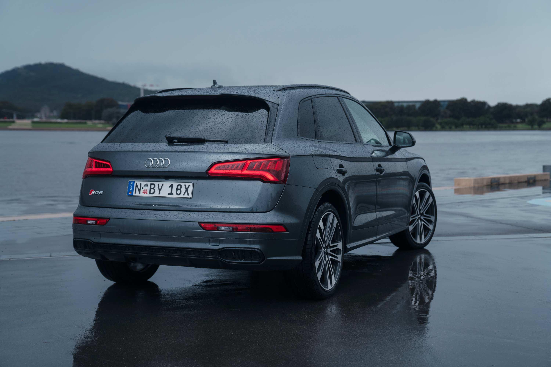 Audi SQ5 TDI rear
