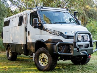 This new model joins a range of Iveco Daily cab/chassis options available for customers to configure to their exact specifications for their dream adventure in Australia's outback, or indeed, worldwide.