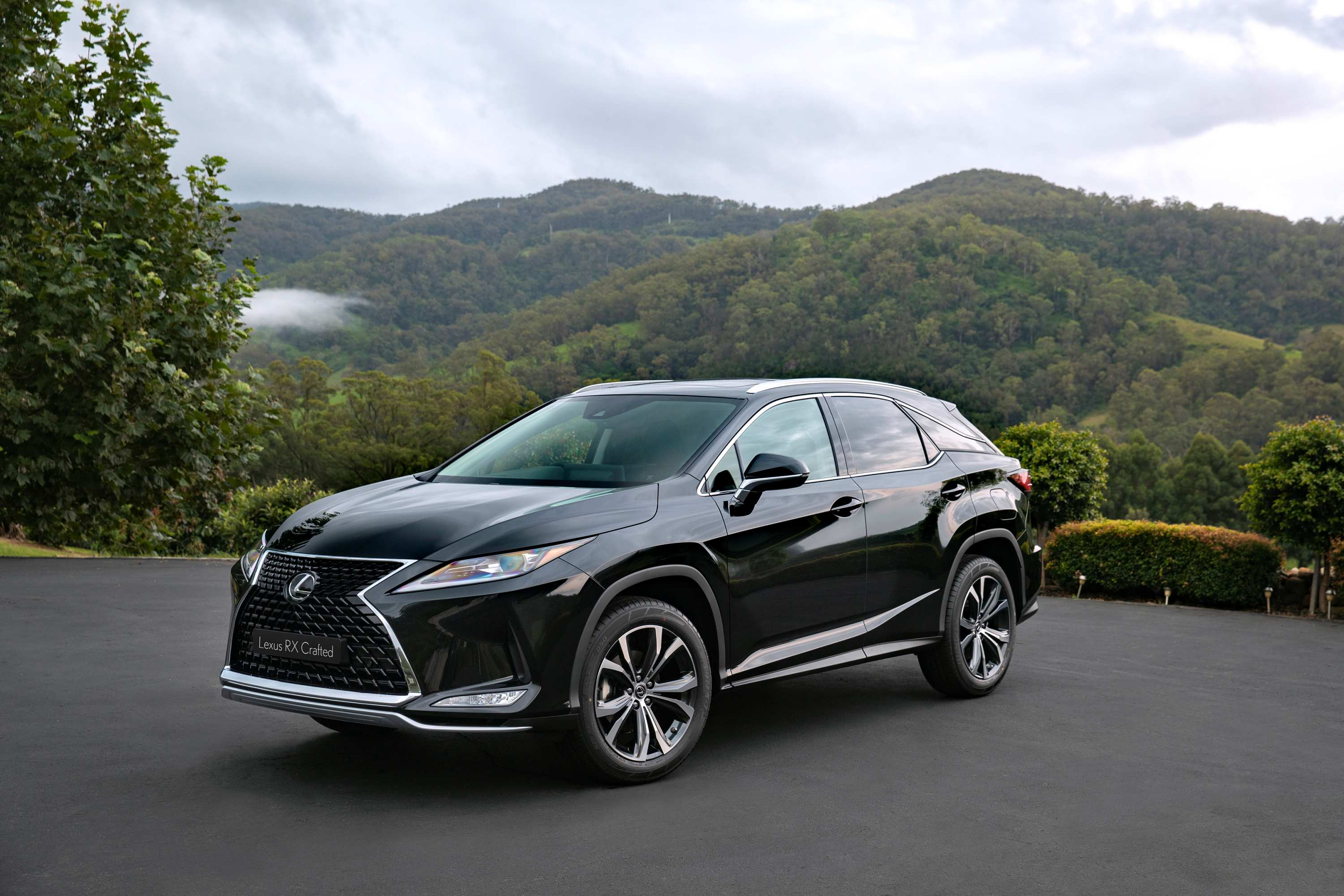 2021 Lexus Crafted Encore RX