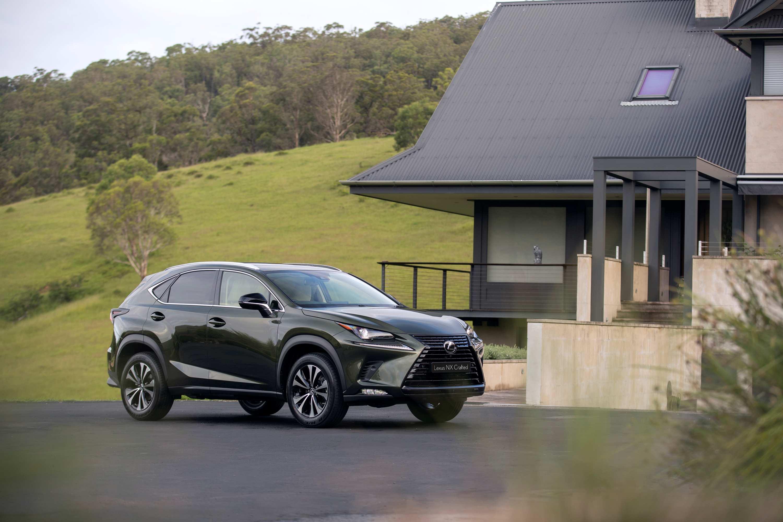 2021 Lexus Crafted Encore UX