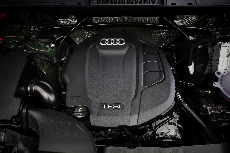 Audi Q5 2021 TFSI Engine