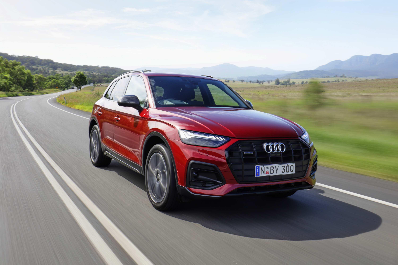 Audi Q5 2021 50 TDI