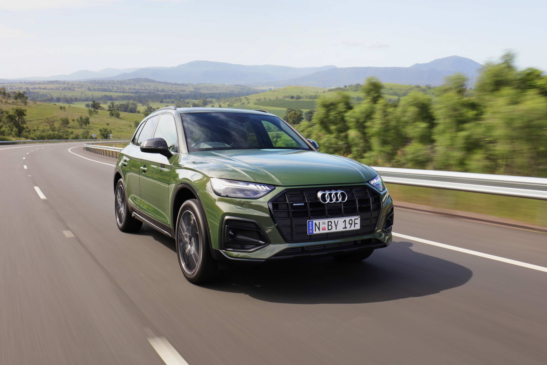 Audi Q5 2021 45 TFSI