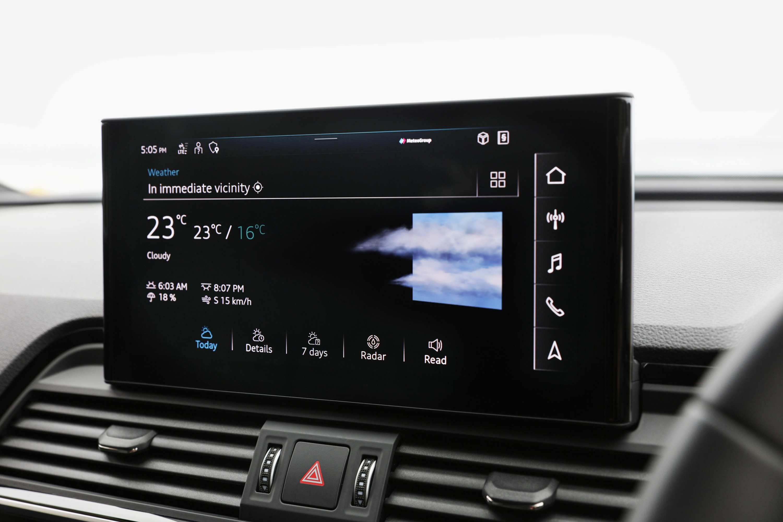 Audi Q5 2021 Audi Plus functionality