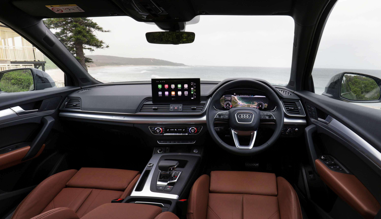 Audi Q5 2021 interior