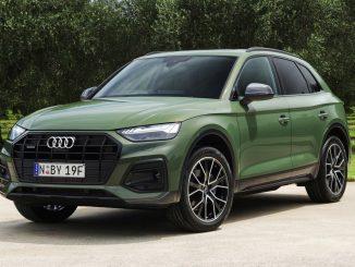 Audi Q5 2021 45 TFSI GRILL