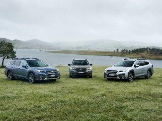 Subaru MY21 Outback Group Landscape