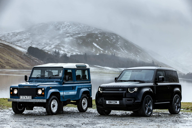 2021 Land Rover Defender V8 1