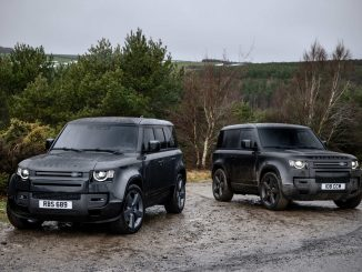 2021 Land Rover Defender V8 110 and 90