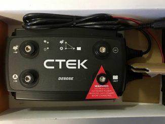 CTEK D25OSE 2