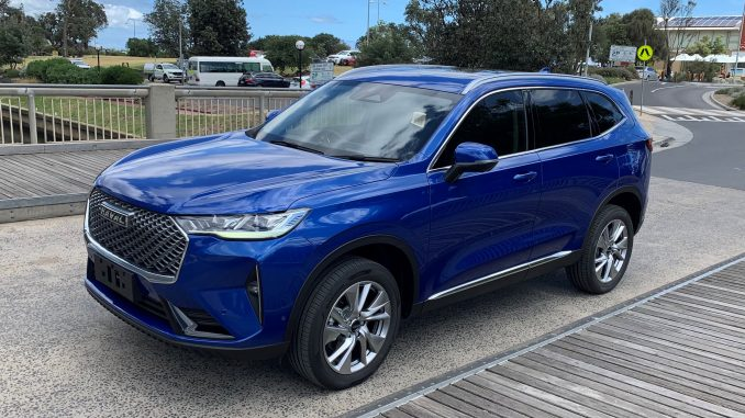 All New Haval H6 Confirmed for Q2 Australian L aunch