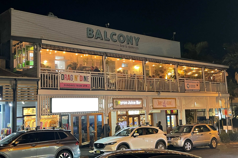 2021 Subaru Outback Touring Byron Bay Balcony Bar