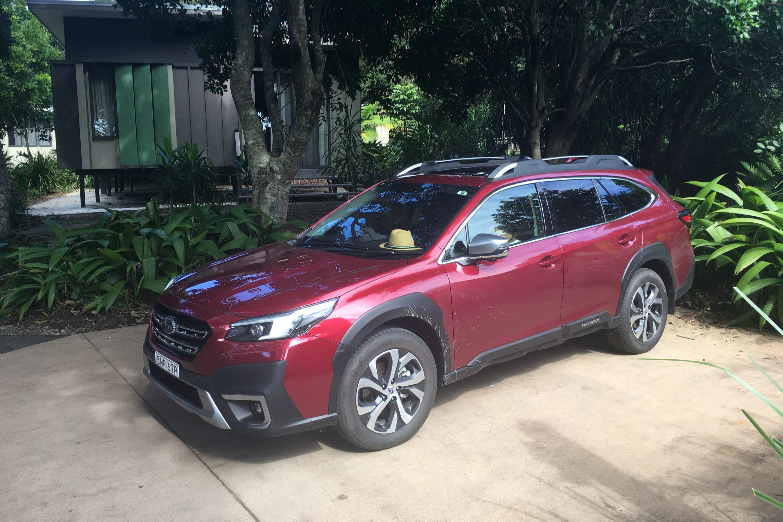 2021 Subaru Outback Touring Byron Bay Elements of Byron 1