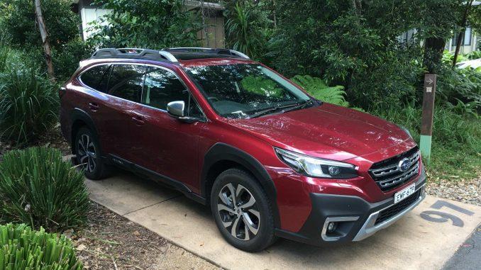 2021 Subaru Outback Touring Byron Bay Elements of Byron 2