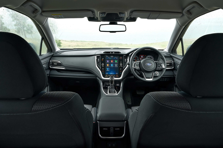 Subaru MY21 Outback AWD Interior