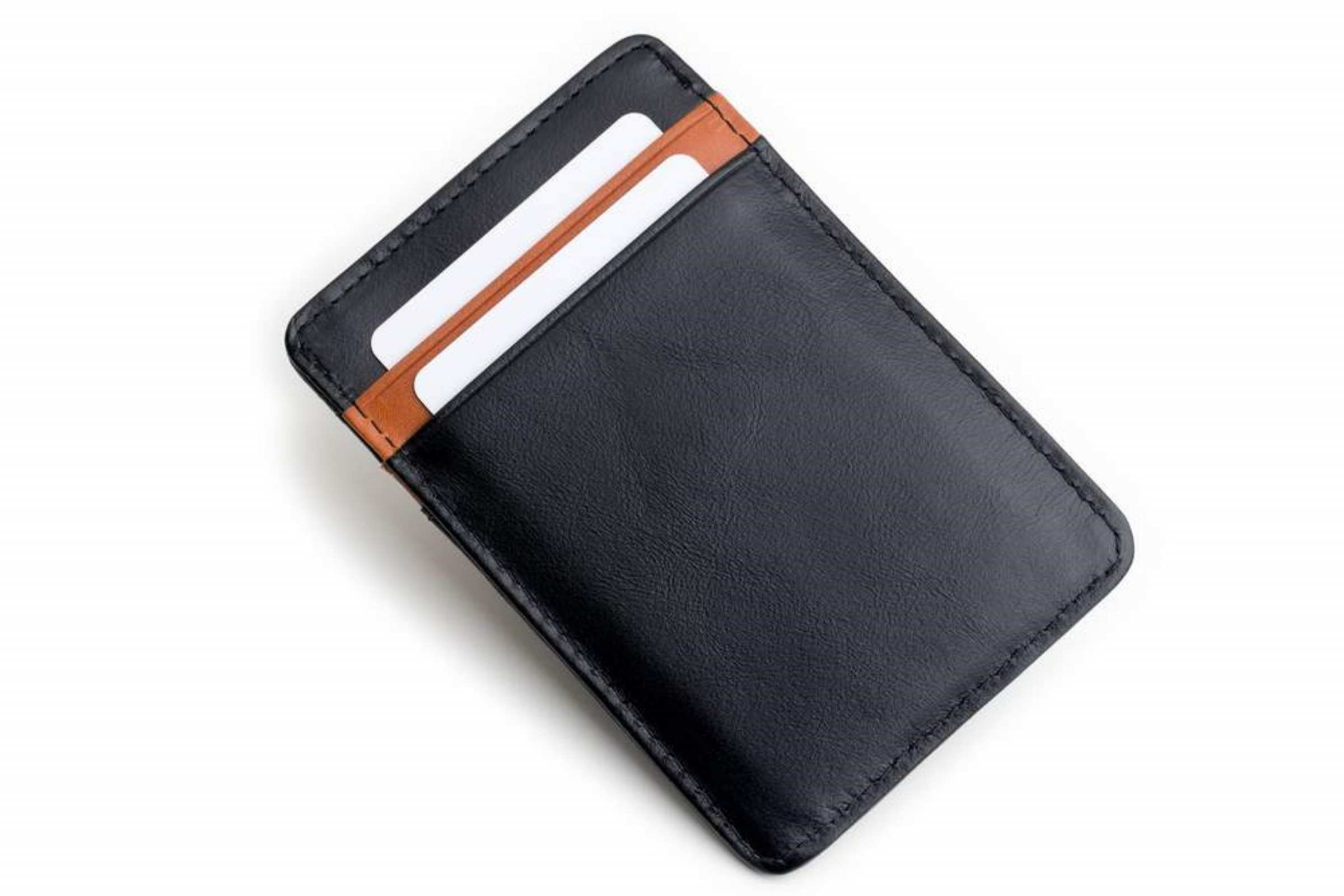 The light mens credit card business card walle tkarakoram2 leather back cards