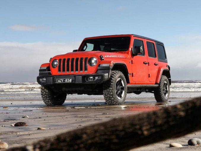 2021 Jeep Wrangler short Rubicon 3