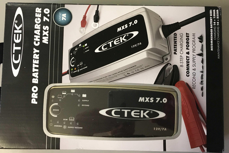 CTEK MXS 70 Box