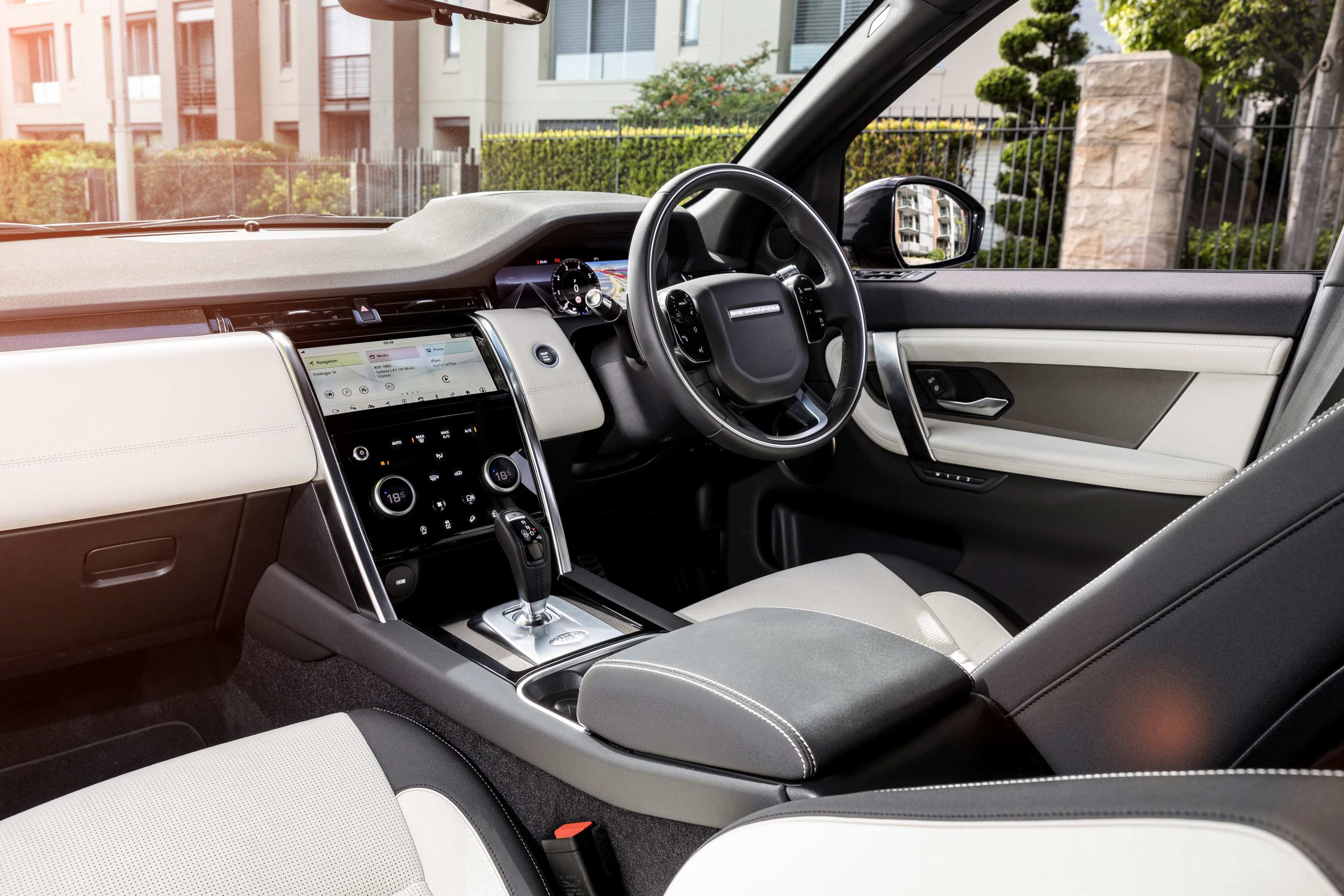 2021 Land Rover Discovery Sport R-Dynamic SE interior 2