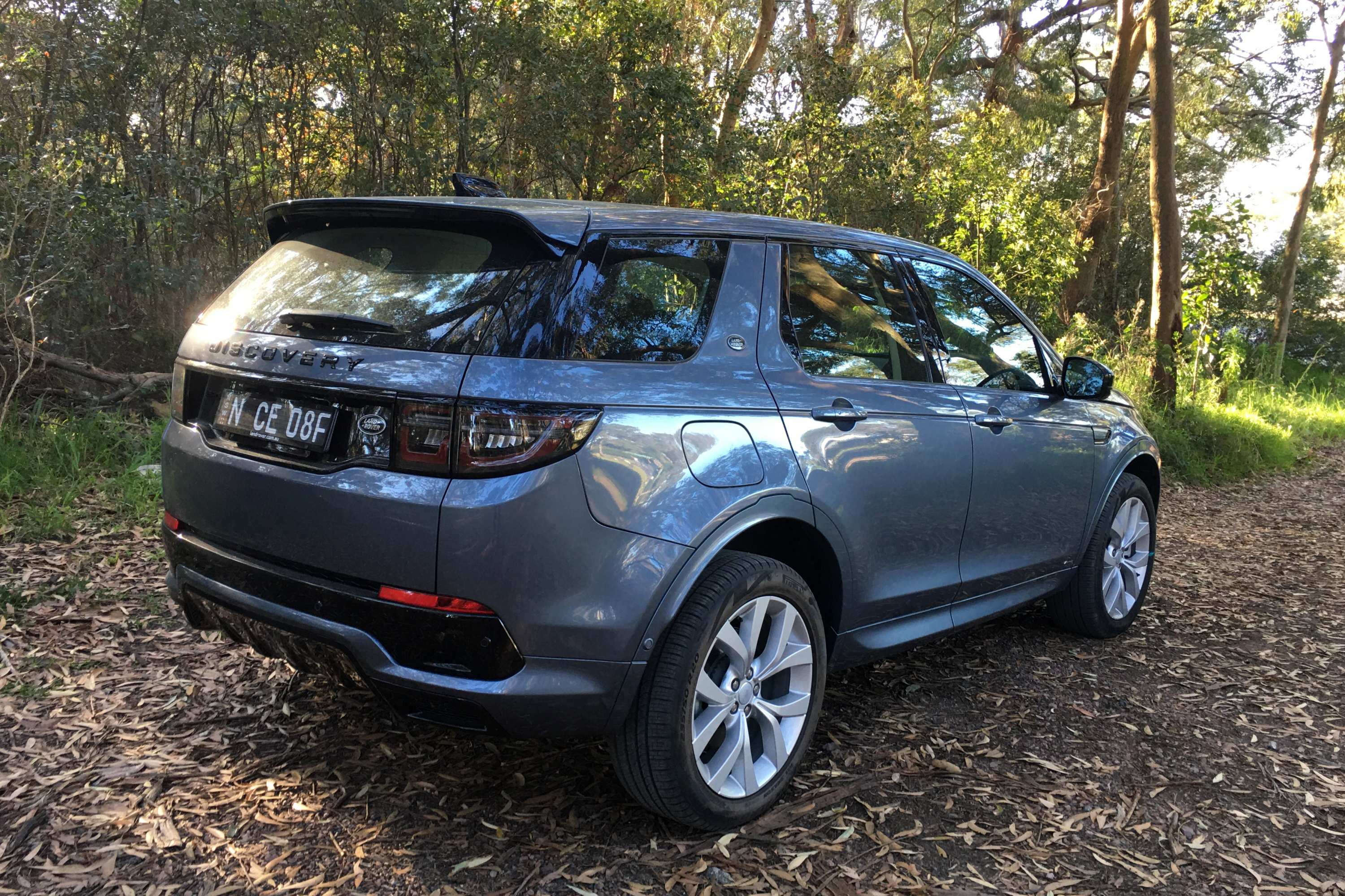 2021 Land Rover Discovery Sport R Dynamic rear
